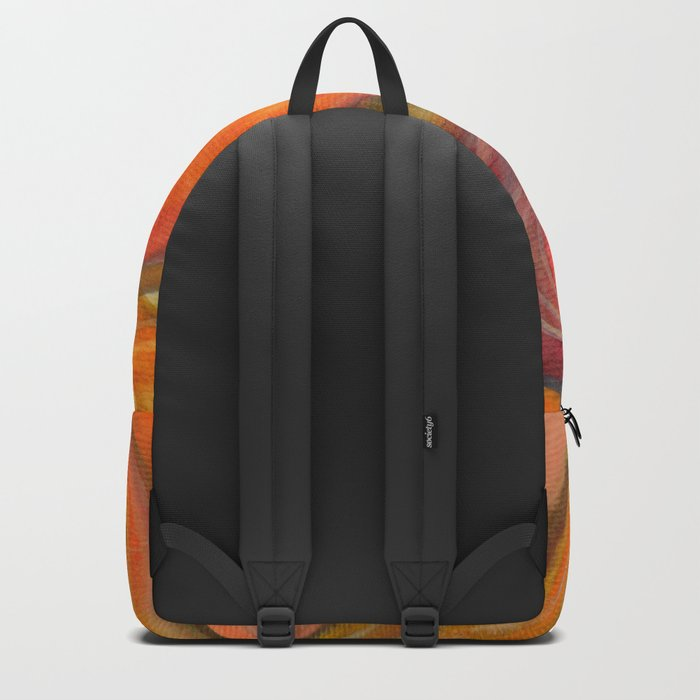 Sounds of Watercolors I Backpack