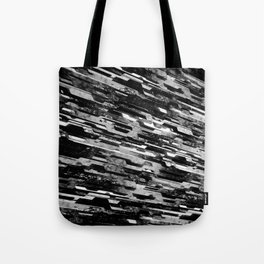 paradigm shift (monochrome series) Tote Bag