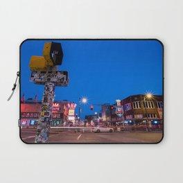 Quiet Beale Street Laptop Sleeve