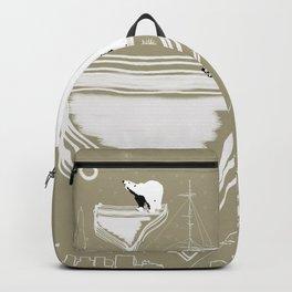 Umka - Polar Bear Backpack