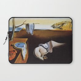 THE PERSISTENCE OF MEMORY - SALVADOR DALI Laptop Sleeve