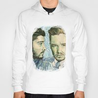van gogh Hoodies featuring Ziam /Van Gogh inspired/ by Peek At My Dreams