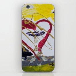 Crying Heart iPhone Skin