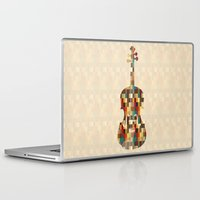 charlie Laptop & iPad Skins featuring Charlie by Halamo