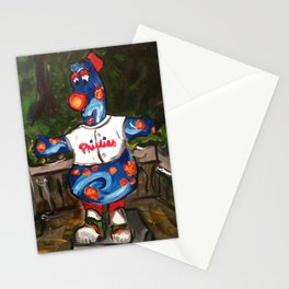 Phillies Statue Stationery Cards