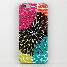 Big Tropical Flowers iPhone & iPod Skin