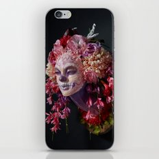 Spring Muertita Side iPhone & iPod Skin