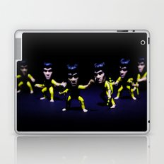 Kung Fu Fighter.  Laptop & iPad Skin