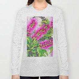 Callistemon Long Sleeve T-shirt