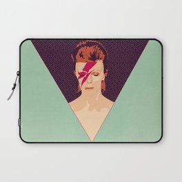 DAVID/BOWIE Laptop Sleeve