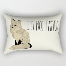 The Little Prince and the Fox Rectangular Pillow