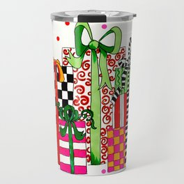 Presents! Travel Mug