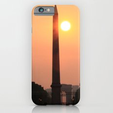 Love is like a Sunset iPhone 6s Slim Case