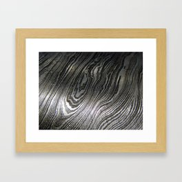 Damascus Blade 1 Framed Art Print