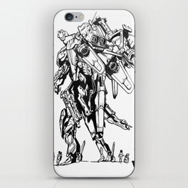 Xenoblade Chronicles X iPhone Skin