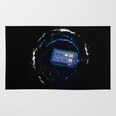Space and Time and the Universe Rug