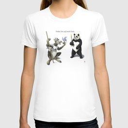 Donkey Xote and Sancho Panda T-shirt