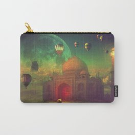Ballooning in Cloud Land Carry-All Pouch