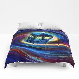 TIME VORTEX Comforters