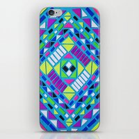 native iPhone & iPod Skins featuring Native by Erin Jordan