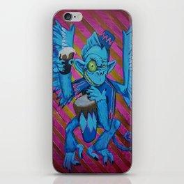 Chris' Flying Monkey iPhone Skin