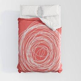 Nest of creativity Duvet Cover