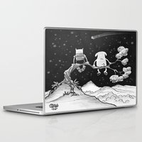 jake Laptop & iPad Skins featuring finn & jake by jasminevn