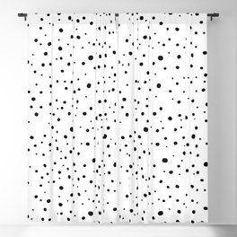 Spots Blackout Curtain