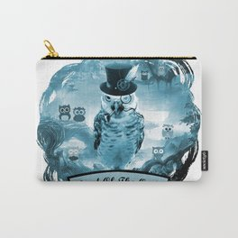 Lord Of The Owls - with text banner Carry-All Pouch