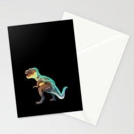 T-REX dinosaur Stationery Cards