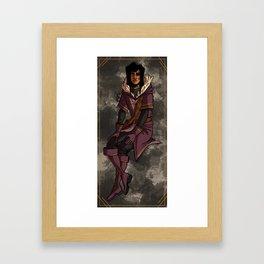 Fallen-Adal Framed Art Print