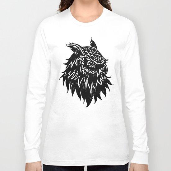Darkest in the Night Long Sleeve T-shirt