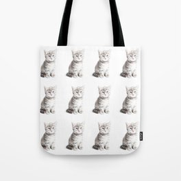 Kittens Forever Tote Bag