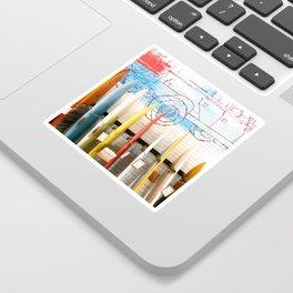 Bali surfboards Sticker