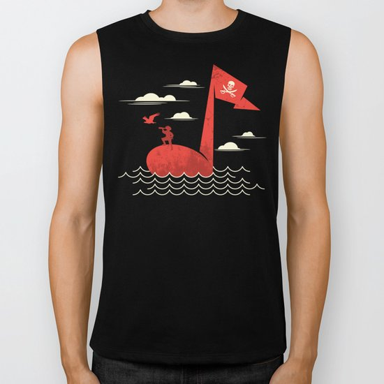 the pirate's song Biker Tank