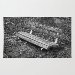 Short Bench Rug