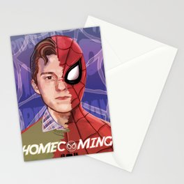 Spider-Man Homecoming Peter Parker Stationery Cards