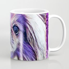 Peak in purple Coffee Mug