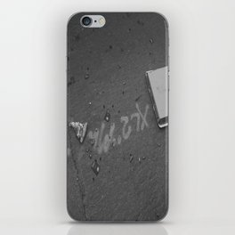 Cold Pizza iPhone Skin