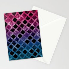 Abstract Geometric Background #16 Stationery Cards