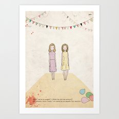Kynodontas  Art Print