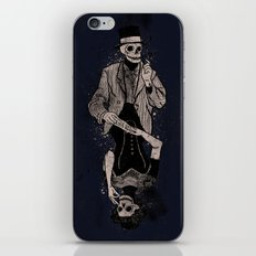 Dead Game iPhone & iPod Skin