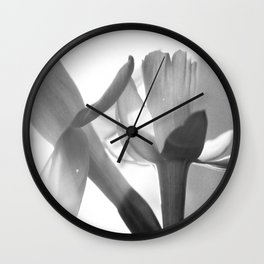 Narciss pair Wall Clock