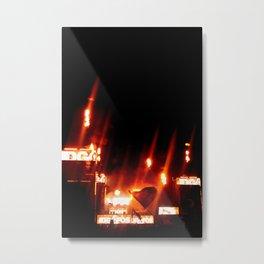 Dilstradamus001 - MoonRiseFest2017 Metal Print