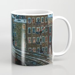 Working Class City By Hans Baluschek Coffee Mug