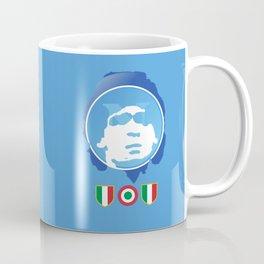 SSC Napoli Maradona Coffee Mug