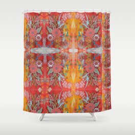 Ode to Spring Shower Curtain