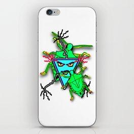 Crawlers and Bugs iPhone Skin
