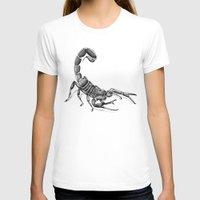 scorpio T-shirts featuring Scorpio by PAgata