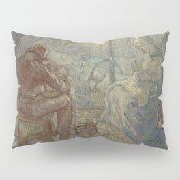 Evening (after Millet) Pillow Sham